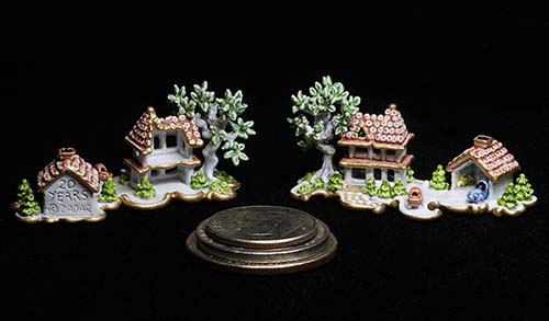 Miniature Bronze - Randall Zadar