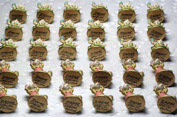 Miniature Fugurine