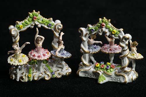 Ballet Figurine