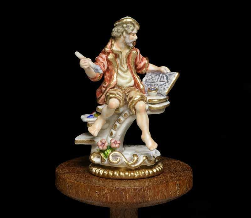 Zadar Miniature Figurine